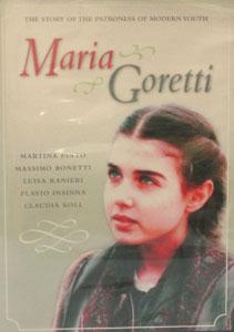 MARIA GORETTI.  DVD