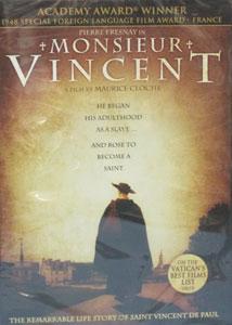 MONSIEUR VINCENT. DVD.