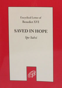SPE SALVI, Saved in Hope by POPE BENEDICT XVI
