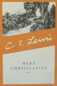 MERE CHRISTIANITY by C. S. LEWIS. paper