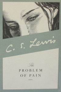 THE PROBLEM OF PAIN  by C. S. LEWIS, paper