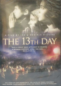 THE 13TH DAY. DVD.