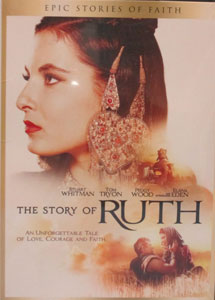 THE STORY OF RUTH. DVD.