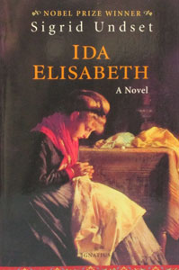 IDA ELISABETH A Novel by SIGRID UNDSET