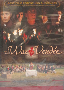THE WAR OF THE VENDEE. DVD.