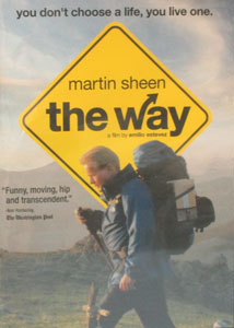 THE WAY,  DVD.