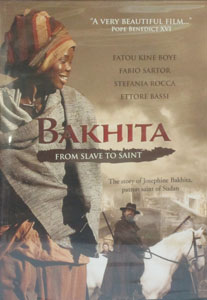 BAKHITA: FROM SLAVE TO SAINT. DVD.