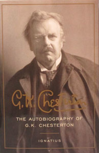 G. K. CHESTERTON THE AUTOIOGRAPHY OF G.K. CHESTERTON