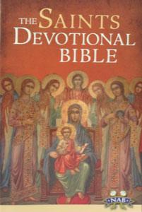 THE SAINTS DEVOTIONAL BIBLE NABRE
