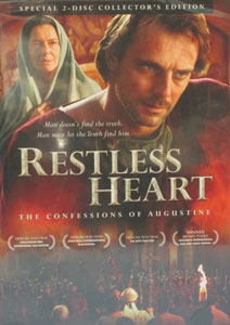 RESTLESS HEART The Confessions Of Augustine Special 2-Disc Collector's Edition