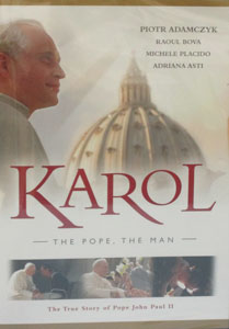 KAROL The Pope, The Man The True Story of Pope John Paul II