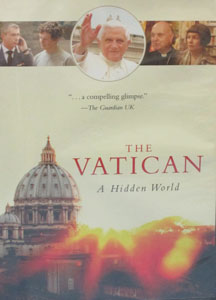 THE VATICAN A Hidden World ,DVD