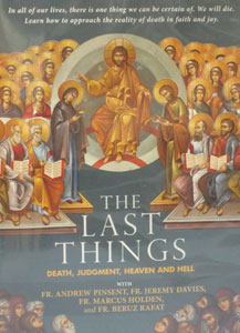 THE LAST THINGS Death, Judgment, Heaven and Hell DVD