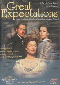 GREAT EXPECTATIONS From Masterpiece Theatre DVD