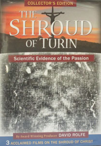 THE SHROUD OF TURIN Scientific Evidence of the Passion DVD