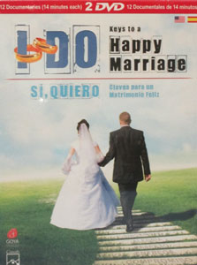 I DO Keys to a Happy Marriage DVD
