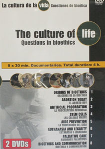 THE CULTURE OF LIFE Questions in Bioethics DVD