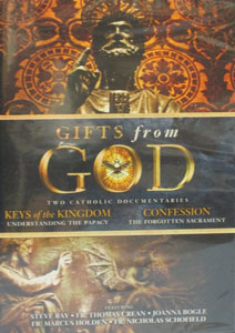 GIFTS FROM GOD Two Catholic Documentaries DVD