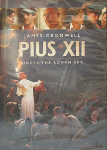 PIUS XII Under the Roman Sky DVD