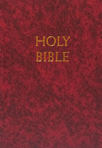 HOLY BIBLE NABRE Fireside School and Church Edition