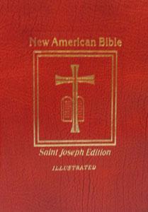NEW AMERICAN BIBLE. St. Joseph Edition, 609/13-BN.