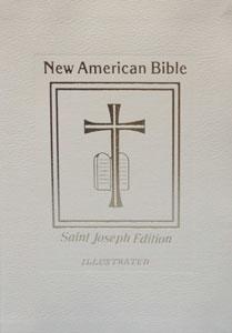 NEW AMERICAN BIBLE. St. Joseph Edition, 609/13-W.