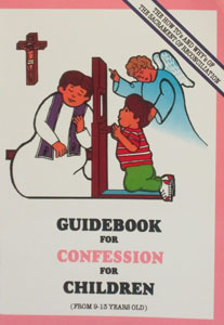 GUIDEBOOK FOR CONFESSION FOR CHILDREN, ed. by Beatriz B. Brillantes.