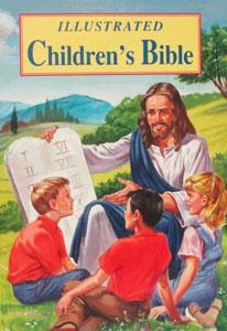 ILLUSTRATED CHILDREN'S BIBLE by Rev. Jude Winkler, O.F.M. Conv.