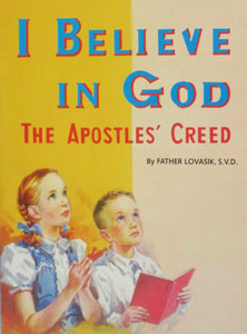 I BELIEVE IN GOD, THE CREED #276