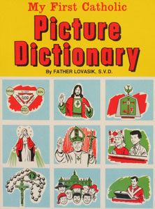 MY FIRST CATH. PICT. DICTIONARY #306