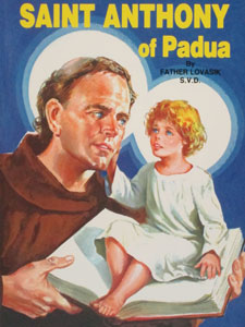 SAINT ANTHONY OF PADUA #386