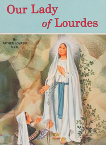 OUR LADY OF LOURDES #391