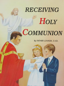 RECEIVING HOLY COMMUNION #491