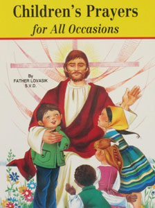 CHILDREN'S PRAYERS FOR ALL OCCASIONS #493.