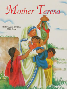 MOTHER TERESA #516.