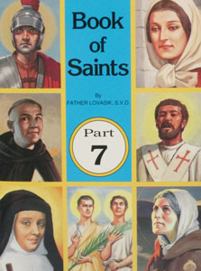 BOOK OF SAINTS, PART SEVEN #500