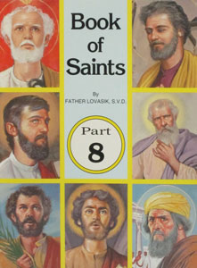BOOK OF SAINTS, PART EIGHT #501