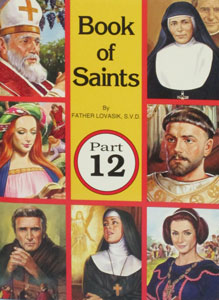 BOOK OF SAINTS, PART TWELVE #512