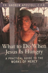 WHAT TO DO WHEN JESUS IS HUNGRY A Practical Guide to the Works of Mercy BY FR. ANDREW APOSTOLI, C.F.R.