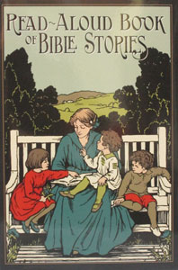 READ-ALOUD BOOK OF BIBLE STORIES by AMY STEEDMAN