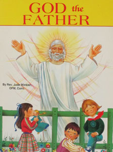 GOD THE FATHER #511 BY Rev. Jude Winkler, OFM,Conv.