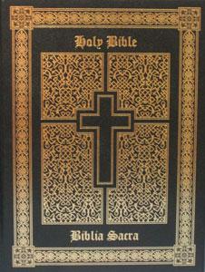 THE HOLY BIBLE Douay-Rheims Version BIBLIA SACRA Juxta Vulgatam Clementinam