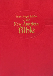 ST. JOSEPH NEW AMERICAN BIBLE (Gift Edition) No. 609/10R