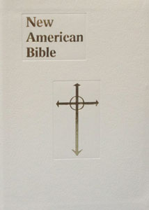 ST. JOSEPH NEW AMERICAN BIBLE (PERSONAL SIZE GIFT EDITION) NO. 510/10W