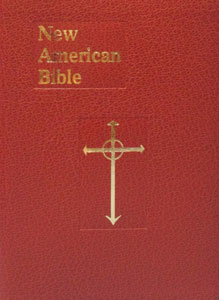 ST. JOSEPH NEW AMERICAN BIBLE (PERSONAL SIZE GIFT EDITION) No. 510/10BN