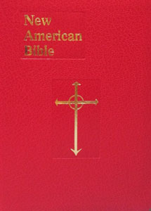 ST. JOSEPH NEW AMERICAN BIBLE (PERSONAL SIZE GIFT EDITION) No. 510/10BG