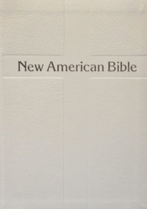 ST. JOSEPH NEW AMERICAN BIBLE (PERSONAL SIZE GIFT EDITION) No. 510/13W LEATHER
