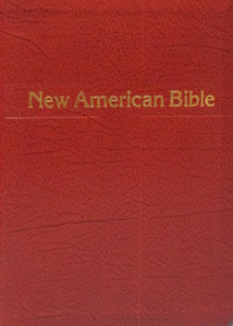 ST. JOSEPH NEW AMERICAN BIBLE (PERSONAL SIZE GIFT EDITION) No. 510/13BN LEATHER