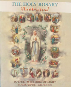 THE HOLY ROSARY, ILLUSTRATED