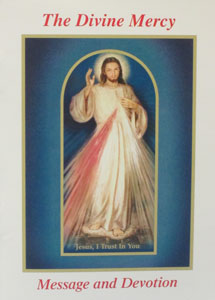 DIVINE MERCY MESSAGE AND DEVOTION, large print edition